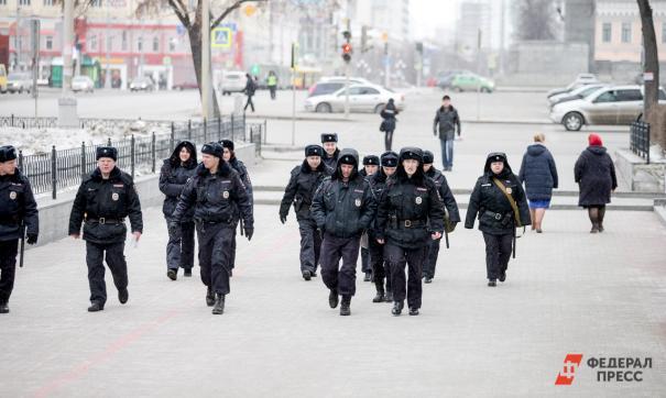 В Петербурге проведут проверку видео, где полицейский ударил женщину