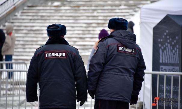 Несанкционированная акция в Москве закончилась