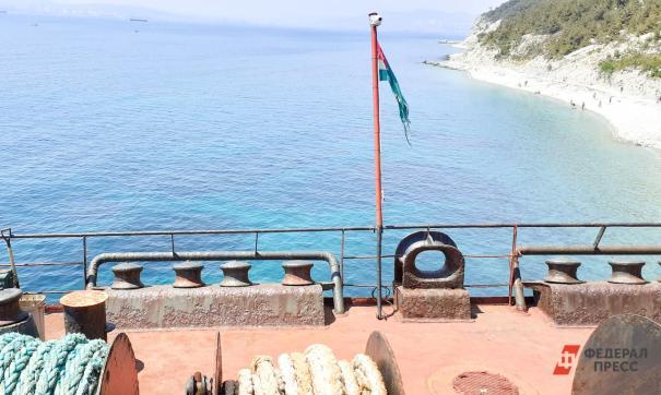 Сухогруз потерпел крушение у берегов Турции