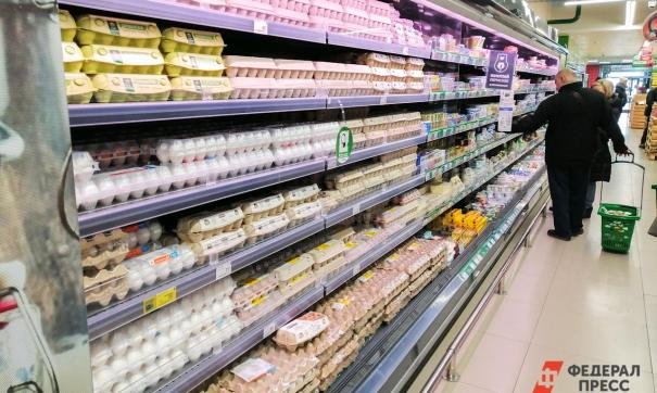 Цены товаров на полках магазинов увеличатся в среднем на 10 %