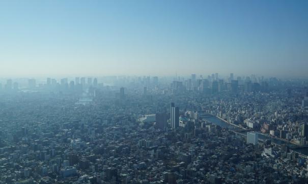 Почти миллион домов в Токио остались без электричества из-за землетрясения