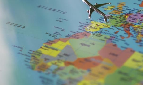 Стало известно, какие страны туристы не могут найти на карте чаще всего