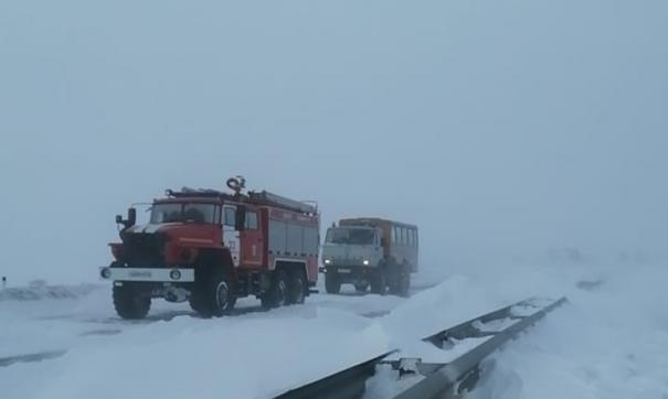 Муниципалитеты Челябинский области вводят режим ЧС из-за сильного ветра и метели