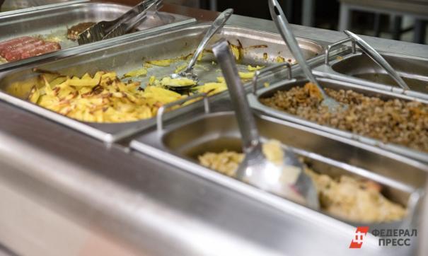 Свердловские власти потратят 100 млн рублей на горячее питание в школах