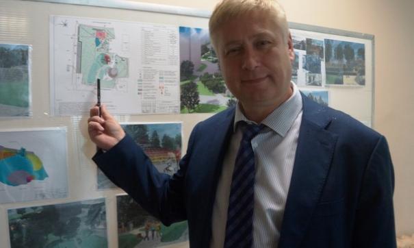 Александр Лошаков покинул администрацию Кировского района Екатеринбурга