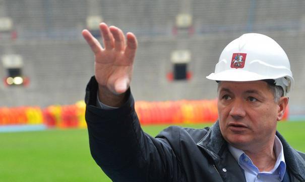 Марат Хуснуллин посетил строительную площадку объектов Универсиады