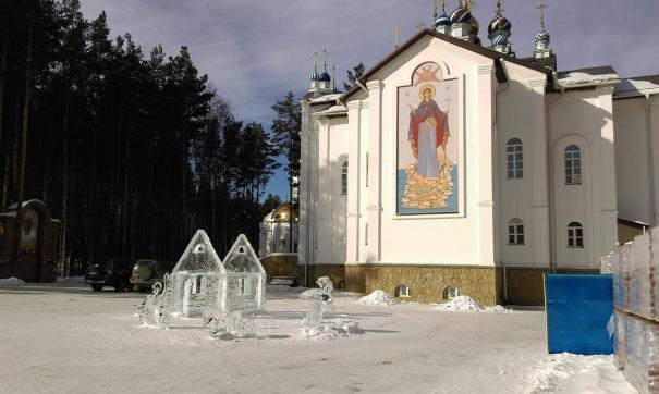 Среднеуральский монастырь перешел в собственность РПЦ