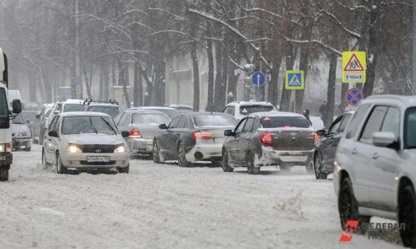 Метель в Хабаровском крае: массовые отключения света и заблокированные дороги