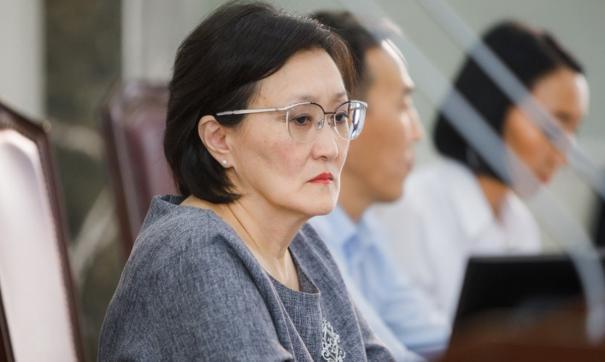 Сардана Авксентьева не поддержит своего соратника на выборах мэра