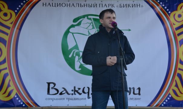 В Приморье в отставку ушел глава краевого минприроды Игорь Степаненко