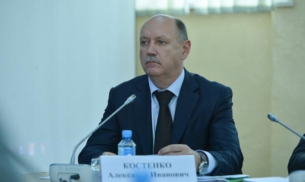 Зампред правительства Приморья Александр Костенко уходит в отставку