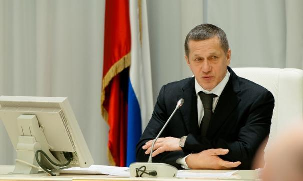 альневосточный полпред Юрий Трутнев обсудил во Владивостоке ситуацию с экспортом рыбы.