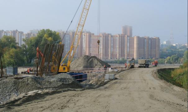 Мэрия ограничила сроки проектирования Октябрьского моста в Новосибирске