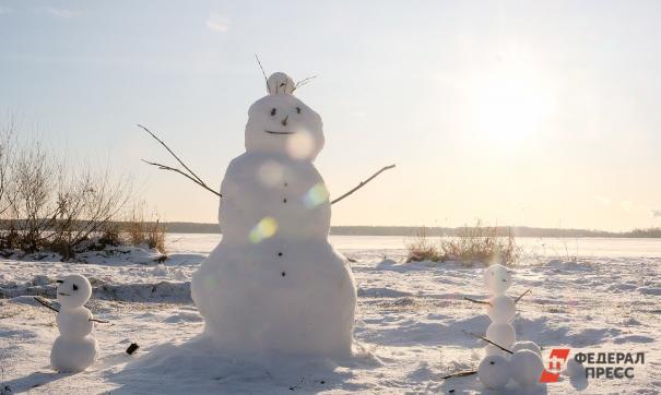 В начале марта в Сибири резко потеплеет
