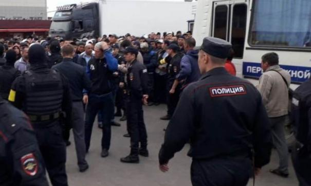 В Новосибирске осудили фигуранта дела о массовой драке на Хилокском рынке