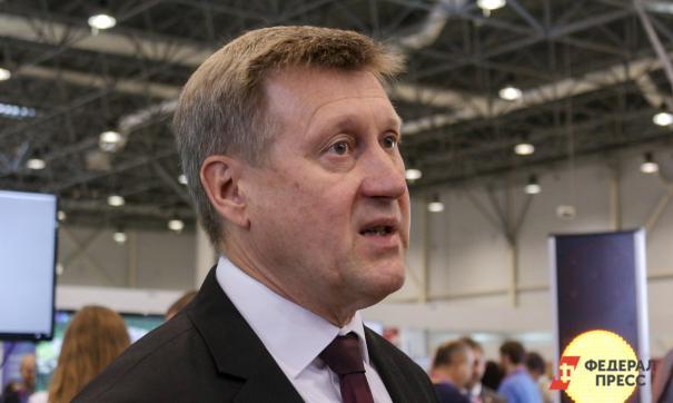 Анатолий Локоть никаких кадровых решений насчет арестованного главы УСК не принимал