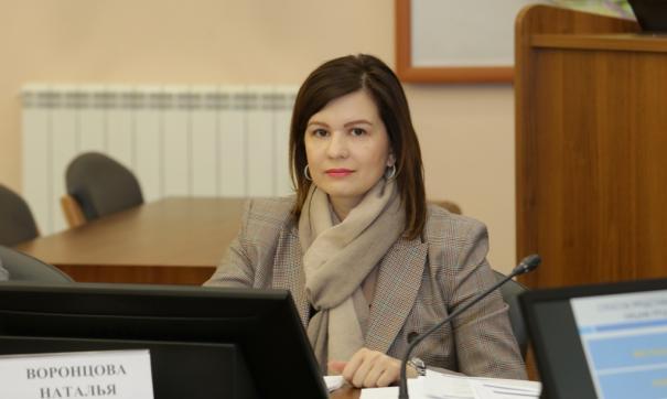 С 2012 года Наталья Воронцова возглавляла региональный минтруд
