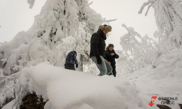 В МЧС напомнили правила зимних путешествий
