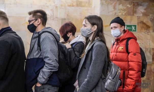 Специалист заявила, что темпы распространения коронавируса замедлились