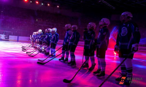 В России построят новые ледовые арены к Чемпионату мира по хоккею