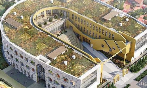 На окраине Екатеринбурга построят элитный учебный кластер