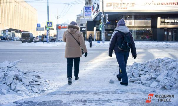 На Среднем Урале ожидается резкое потепление