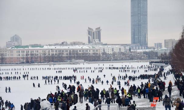 Свердловские депутаты меняют правила проведения митингов