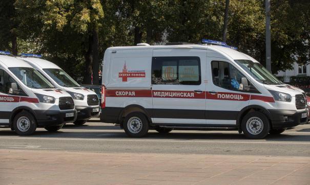 Фонд святой Екатерины вручит Екатеринбургу 25 новых машин скорой помощи