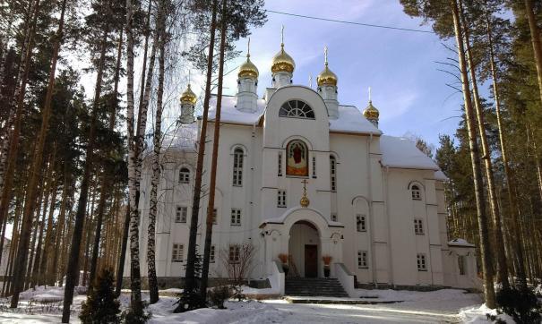 Епархия не станет выселять сторонников Сергия Романова из Среднеуральского монастыря