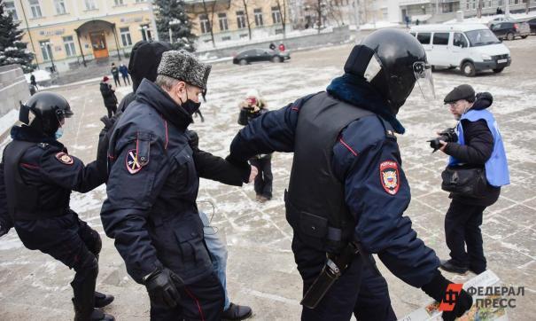 Сотрудника екатеринбургского штаба Навального задержали