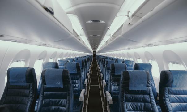 Путешественник назвал самое комфортное место в самолете