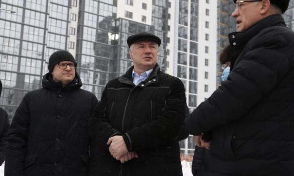 Вице-премьер РФ Хуснуллин положительно оценил реализованный проект