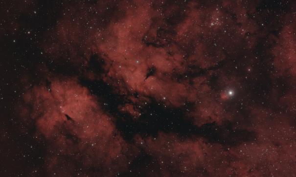 Появились новые данные о черной дыре Лебедь Х-1, располагающейся на территории созвездия Лебедь