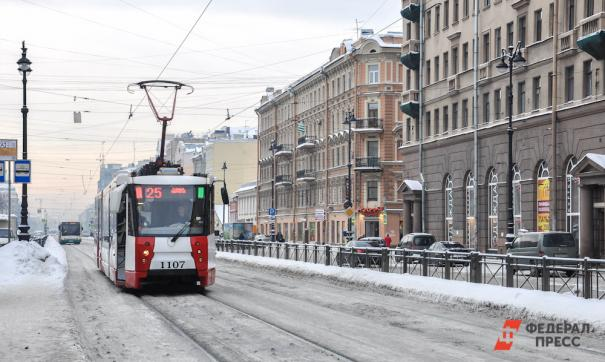 Транспорт Петербурга