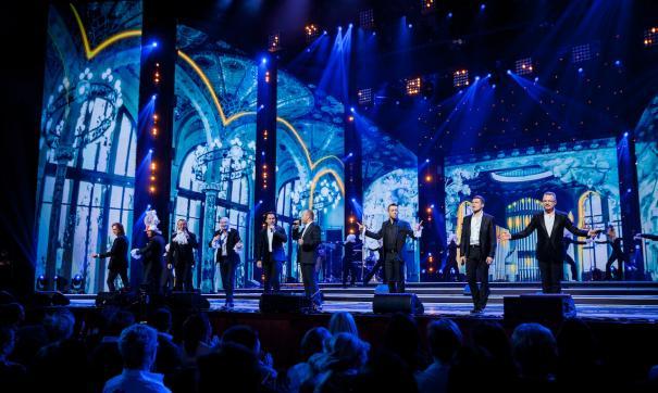«Хор Турецкого» приедет в Екатеринбург с концертом