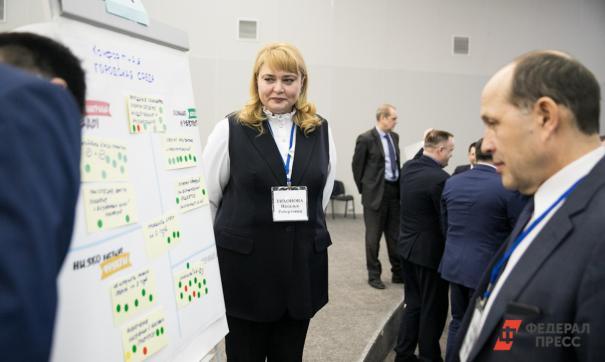 Наталья Тихонова ссылается на решения областного правительства