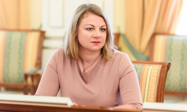 Виктория Минкина