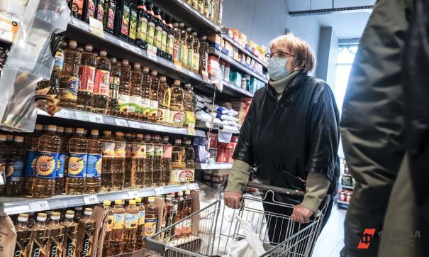 Рост цен на продукты, который фиксируется последнее время в России, будет продолжаться