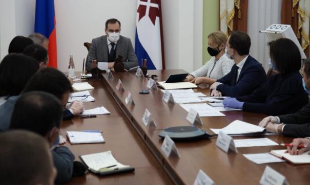 Временно исполняющий обязанности главы Мордовии Артем Здунов отправил в отставку республиканское правительство