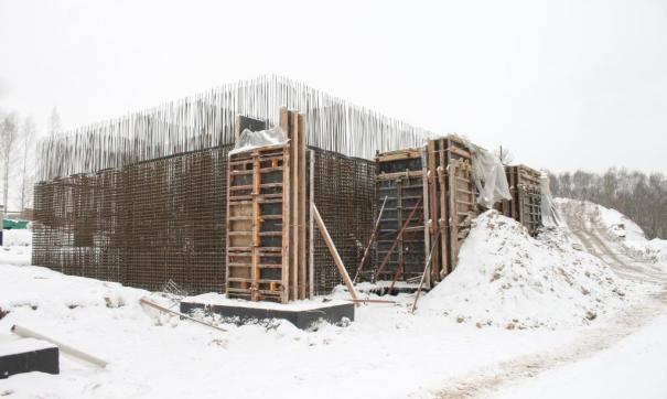 В Вачском районе начали строительство очистных сооружений по федеральному проекту «Оздоровление Волги»