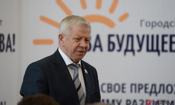 Владимир Анисимов был участником политических баталий