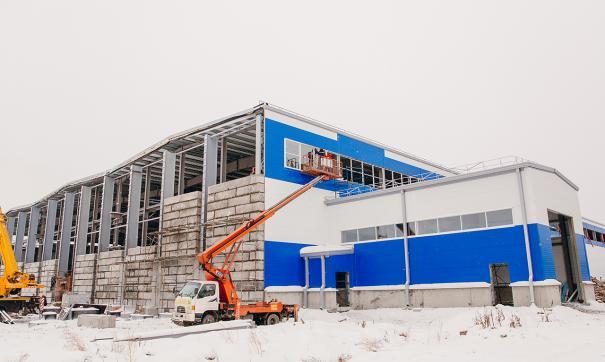В Верхней Салде началось строительство нового корпуса