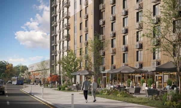 Какие площадки станут любимыми у жителей комплекса?