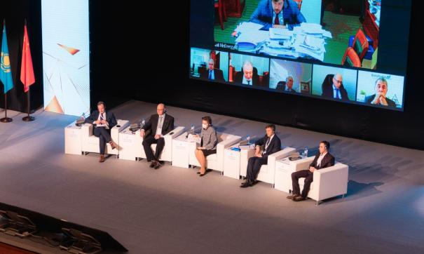 Пленарное заседание форума «Нефтяная столица»
