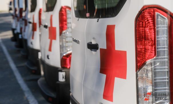 В южноуральских больницах пополнят автопарк машин скорой помощи