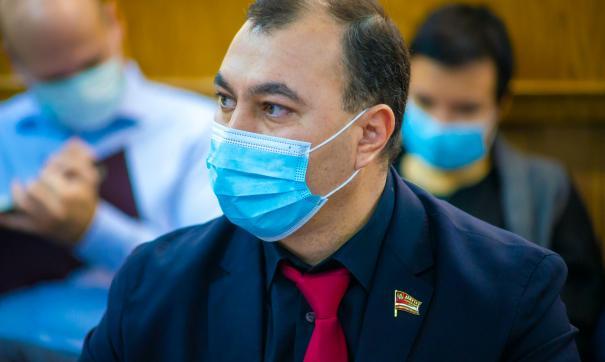 В Челябинске силовики проверят депутата ЗСО