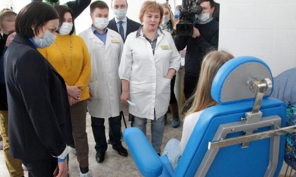В Челябинске после ремонта проверяют больницу и дворец спорта