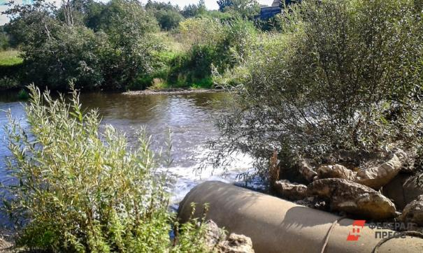 На предприятии предложили конкретные меры по улучшению экологического состояния реки