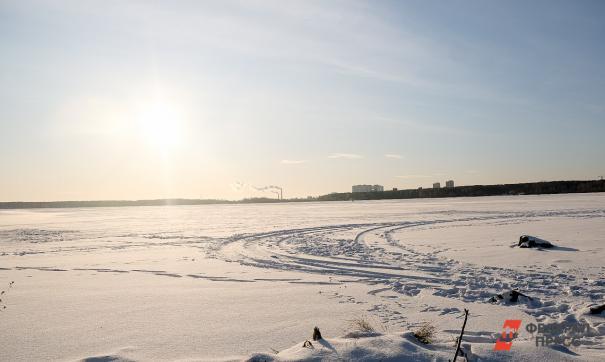Саперы ЦВО готовятся к весеннему паводку в Челябинской области