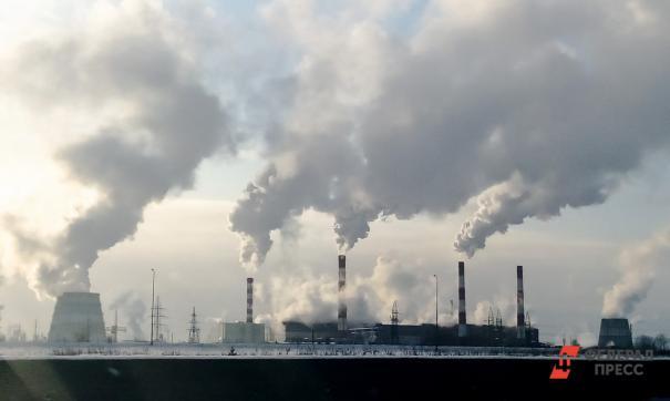 В Челябинске за год не изменилось качество атмосферного воздуха